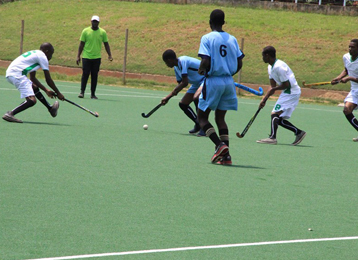 NUST Hockey Team